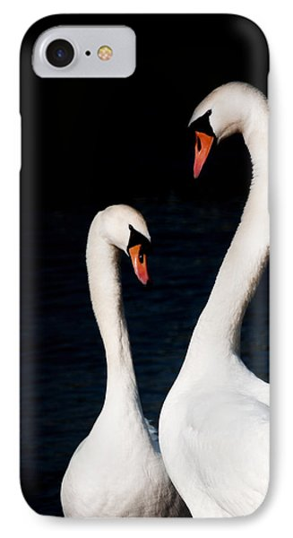 In Love IPhone Case by Laura Melis