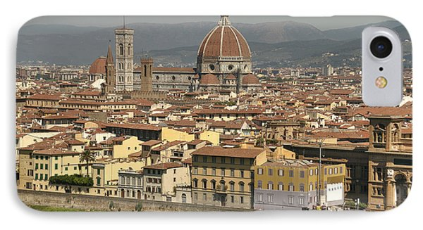 In Love With Firenze - 2 IPhone Case