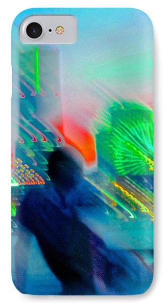 IPhone Case featuring the photograph In Love With Love - 7 by Larry Knipfing