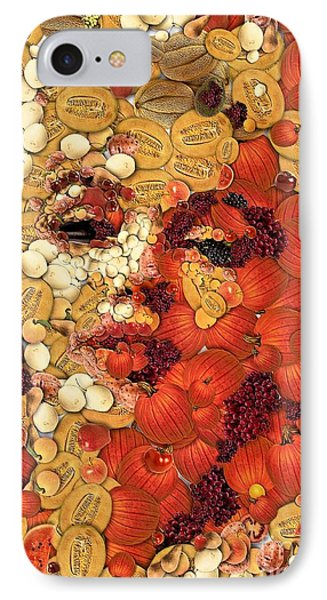 In Memory M M Phone Case by Dragica  Micki Fortuna
