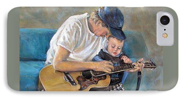 In Memory Of Baby Jordan Phone Case by Donna Tucker