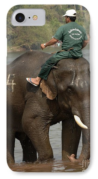 In Reverse Gear Phone Case by Bob Christopher