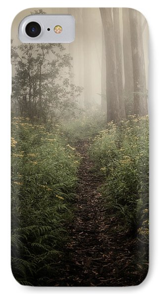 In Silence IPhone Case by Amy Weiss