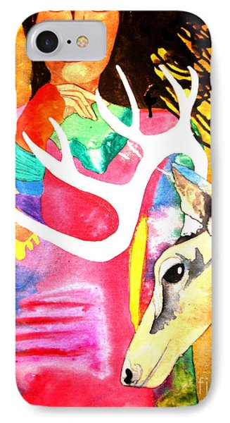 In Spirit Phone Case by Amy Sorrell
