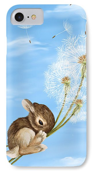 In The Air IPhone Case by Veronica Minozzi