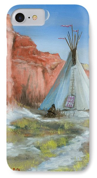In The Canyon Phone Case by Jerry McElroy
