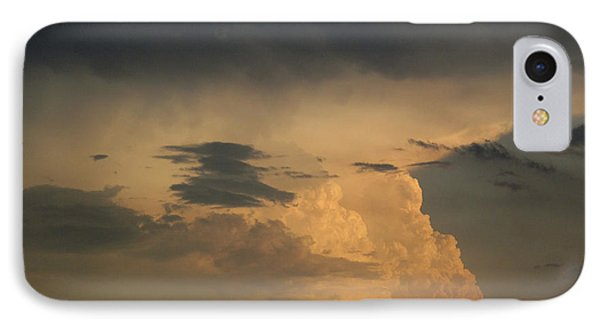 IPhone Case featuring the photograph In The Cloud 2  by Lyle Crump