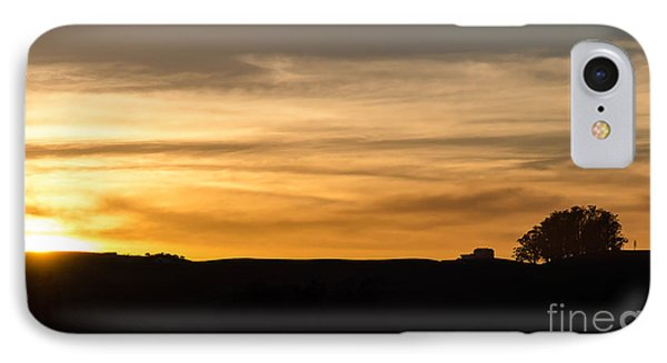 In The Evening I Rest IPhone Case
