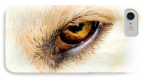 IPhone Case featuring the photograph In The Eyes.... by Rod Wiens