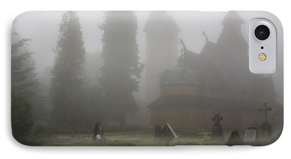 In The Fog Phone Case by Joanna Madloch