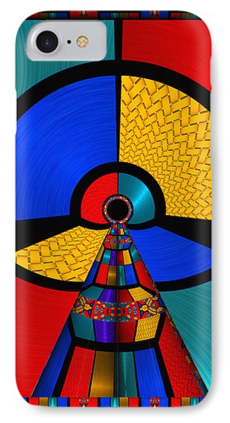 In The Frame - For Metallic Paper IPhone Case by Wendy J St Christopher
