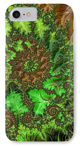 In The Jungle  Phone Case by Heidi Smith