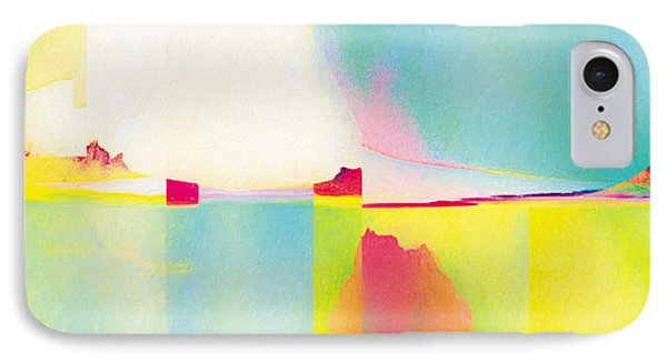 In The Land Of Forgetting 23 IPhone Case by The Art of Marsha Charlebois