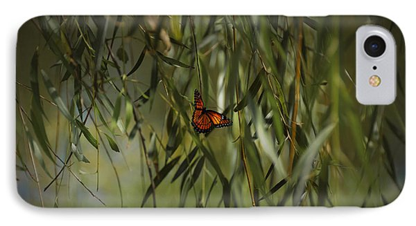 in the memory of Papillon Phone Case by Mario Celzner