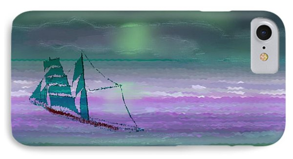 In The Moonlight. IPhone Case by Dr Loifer Vladimir