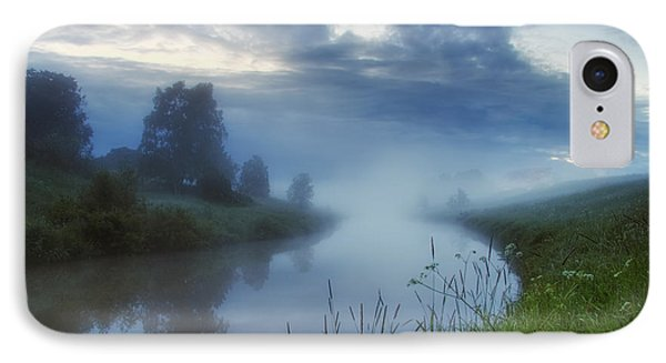 In The Morning At 02.57 IPhone Case by Veikko Suikkanen