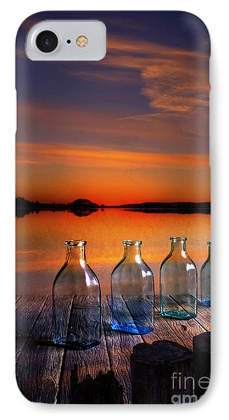 In The Morning At 4.33 Phone Case by Veikko Suikkanen