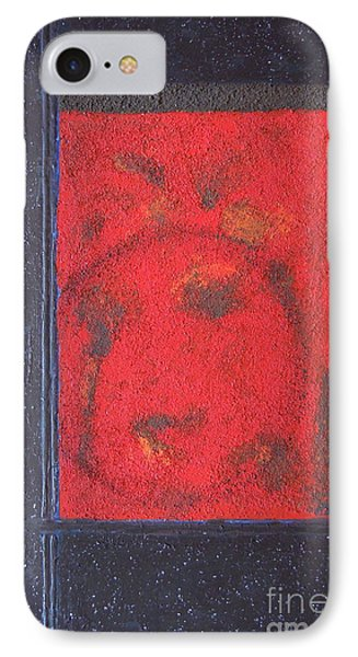 IPhone Case featuring the painting In The Night Sky by Mini Arora