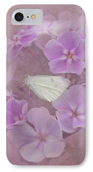 In The Pink IPhone Case by Angie Vogel