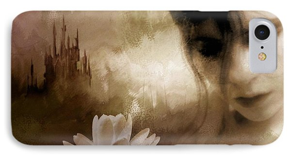 In The Realm Of Dreams IPhone Case by Gun Legler