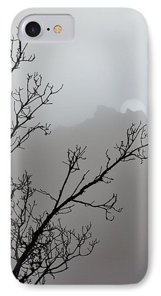 In The Silence IPhone Case