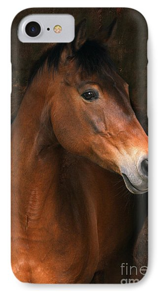 In The Stable Phone Case by Angel  Tarantella