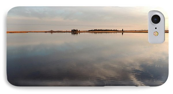 In The Stillness IPhone Case by Allen Beilschmidt