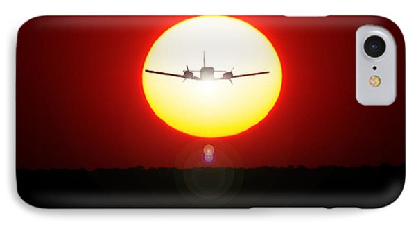 IPhone Case featuring the photograph In The Sun by Paul Job