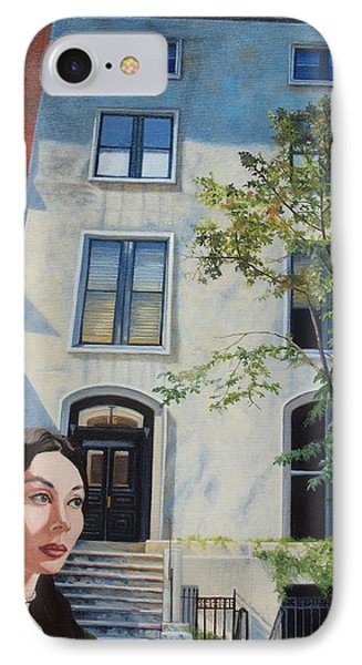 In The Way Of Spindrift Jan Bryant Bartell IPhone Case