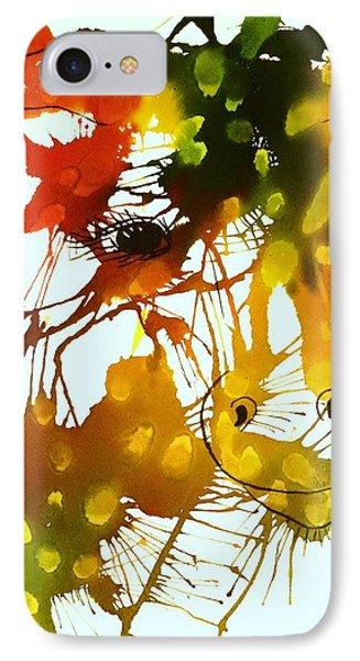 In The Wild IPhone Case by Ellen Levinson