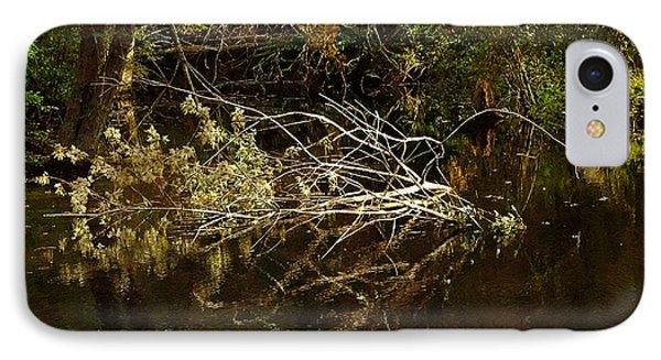 In The Wild Wood Phone Case by RC deWinter