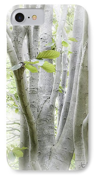 In The Woods Phone Case by Julie Palencia