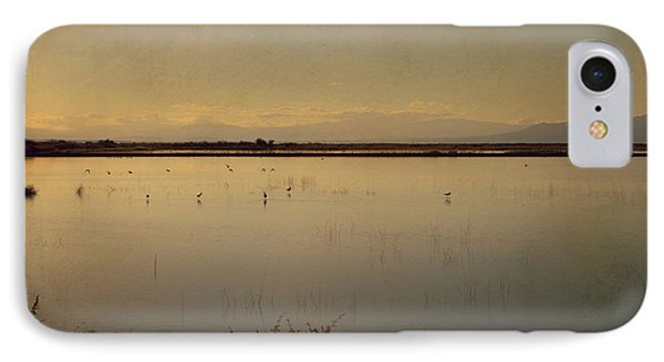 In These Peaceful Moments Phone Case by Laurie Search