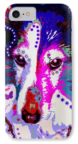 In Your Eyes IPhone Case by Colleen Kammerer