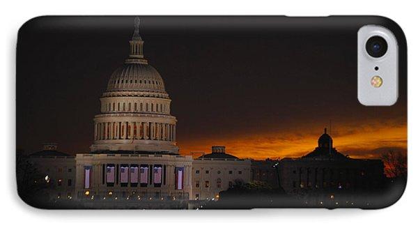Inauguration New Horizon IPhone Case