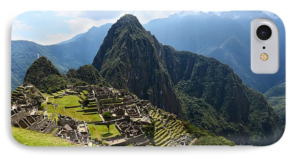 Inca City Machu Picchu IPhone Case
