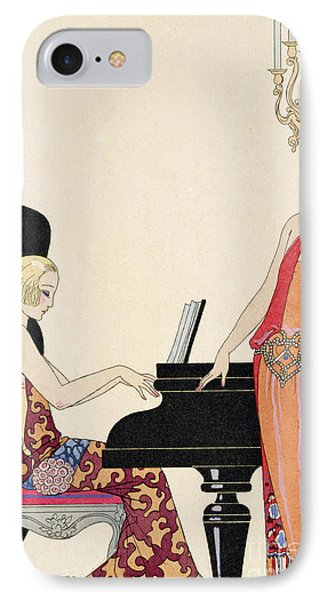 Incantation IPhone Case by Georges Barbier