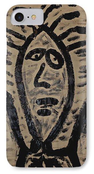 Incantation IPhone Case by Mario Perron
