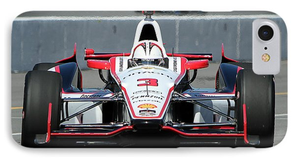 Incoming Helio Castroneves IPhone Case