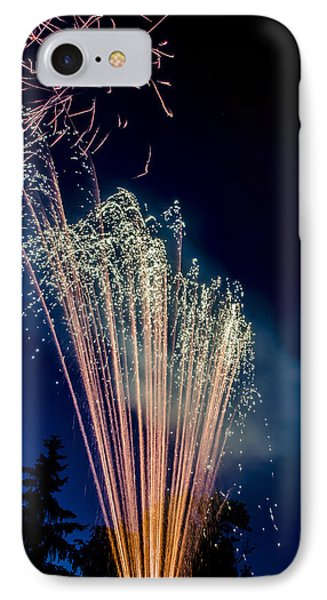 Independence Day 2014 16 IPhone Case by Alan Marlowe