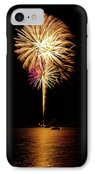 Independence Day Phone Case by George Buxbaum