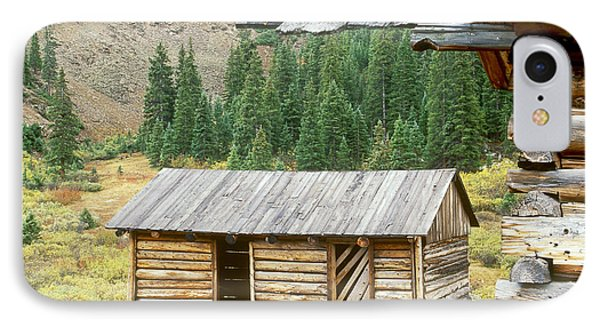 Independence Ghost Town Phone Case by David Davis
