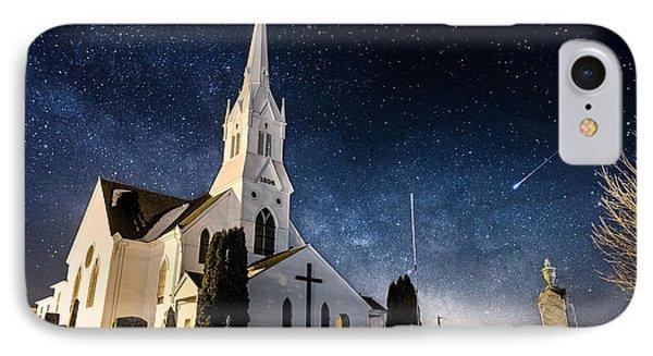 Indherred Church IPhone Case by Aaron J Groen