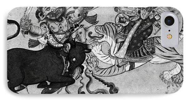 India Durga, C1700 IPhone Case