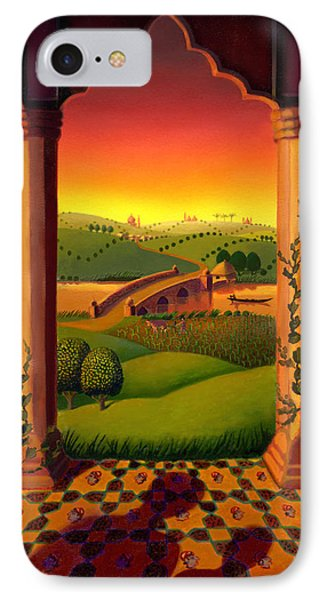 India Landscape IPhone Case by Robin Moline