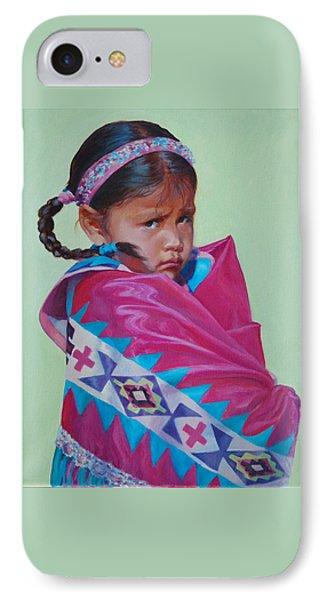 Indian Princess IPhone Case