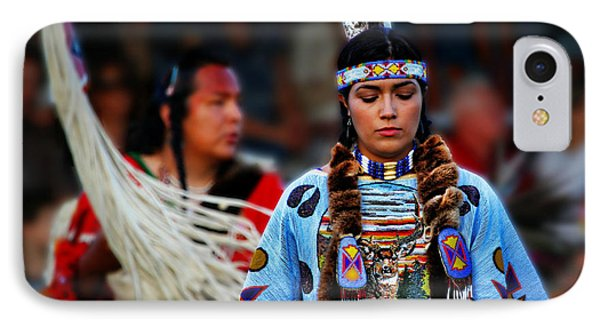 Indian Princess Phone Case by Scarlett Images Photography