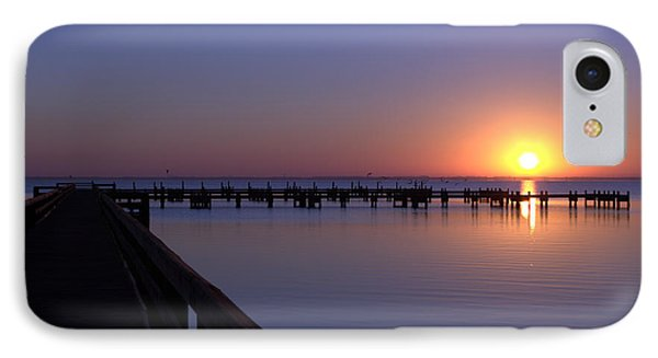 Indian River Sunrise Phone Case by Brian Harig