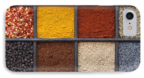 Indian Spices IPhone Case