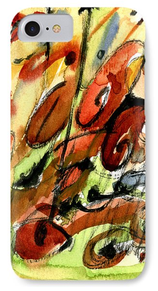 Indian Summer IPhone Case by Stephen Lucas